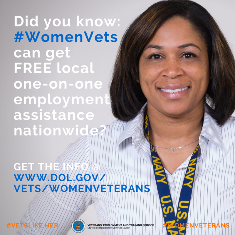 Employment for Women Vets