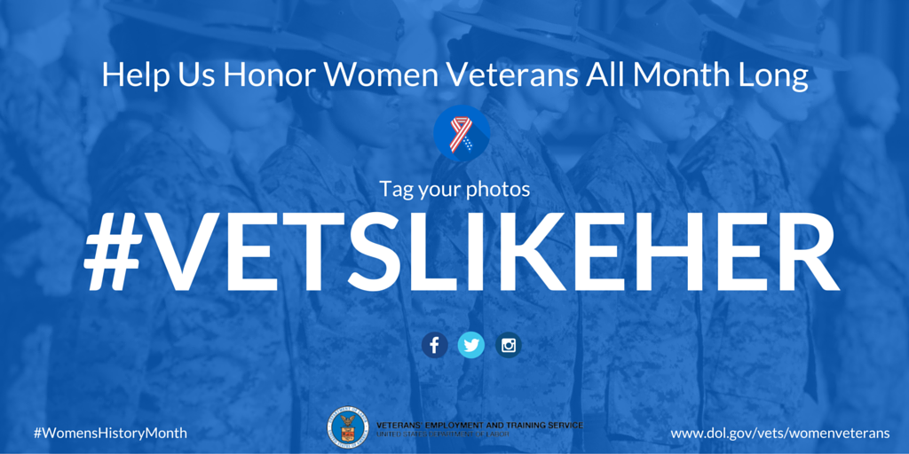 Honor Women Veterans