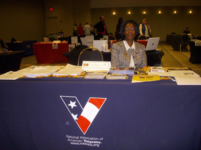 About National Association of American Veterans