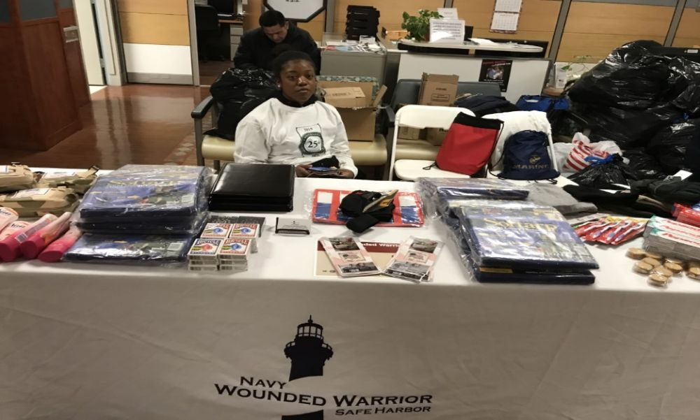 Winterhaven Homeless Veteran Stand Down
